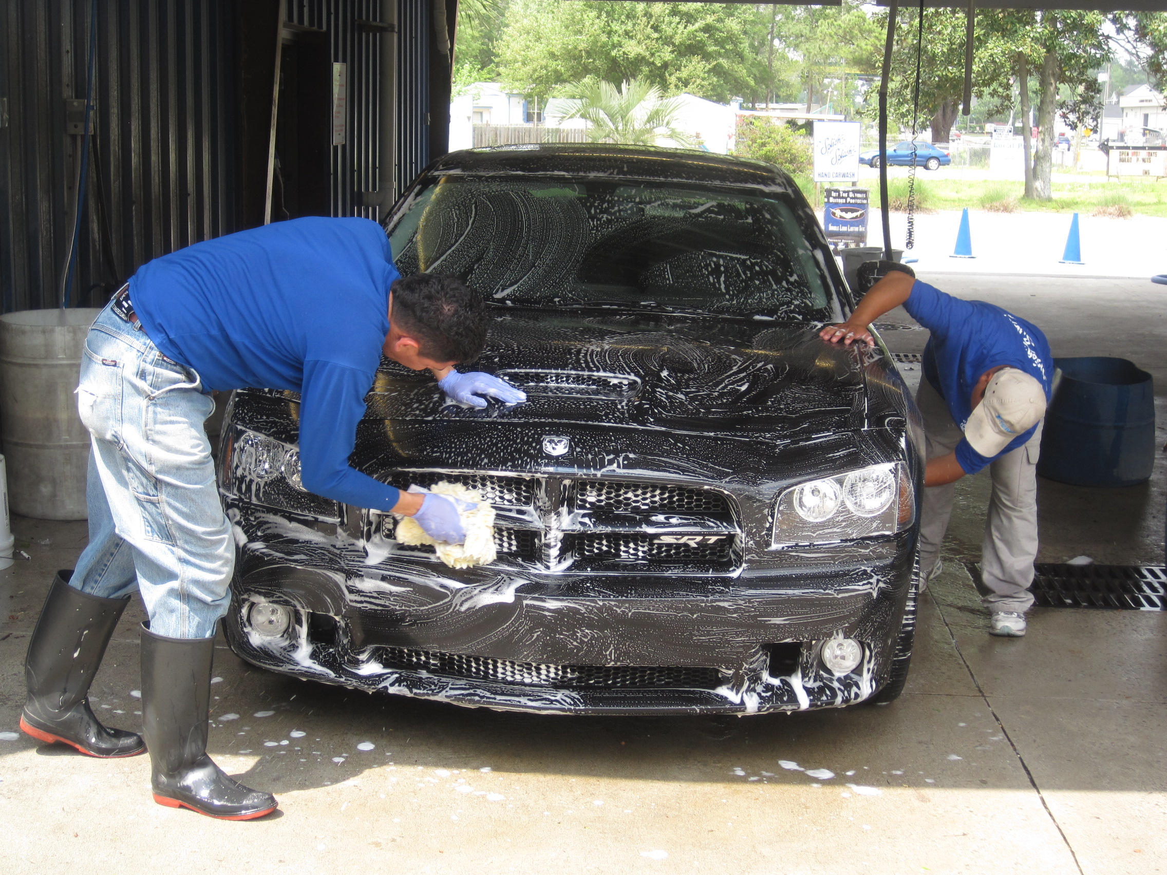 10 Steps For Starting a Car Wash From The Ground Up